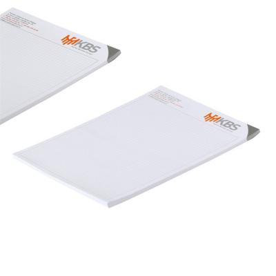 promotional roll notepad, promotional check-summer notepad, promotional stationery product, promotional products, promotional notepad